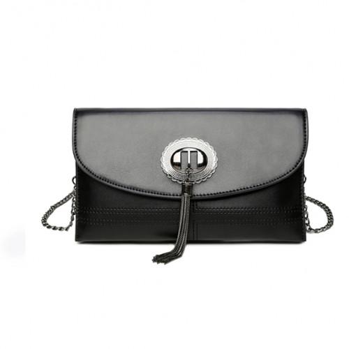 Mini PU Leather Women Clutch Bag