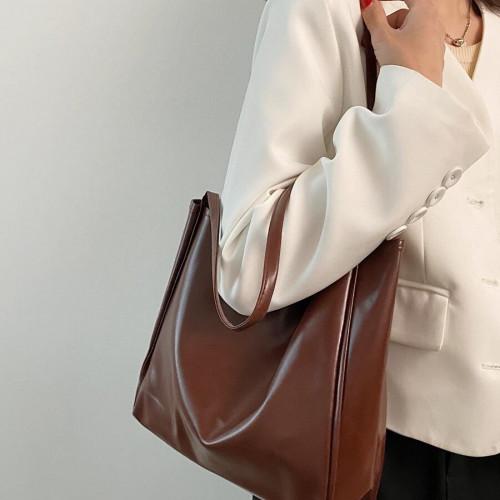 EMERY ROSE Minimalist Large Capacity Tote Bag