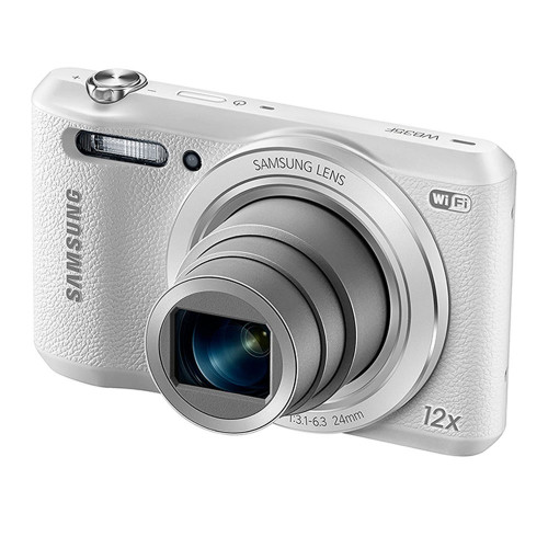 New Samsung WB35F 16.2MP Smart WiFi Digital Camera with 12x Zoom Call 7785989 to buy