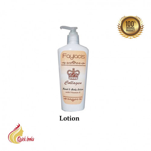 FAYLACIS COLLAGEN Hand & Body Lotion 250 ml Original