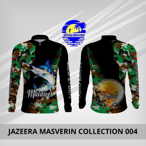 Performance Shirt Jazeera Masverin - 004