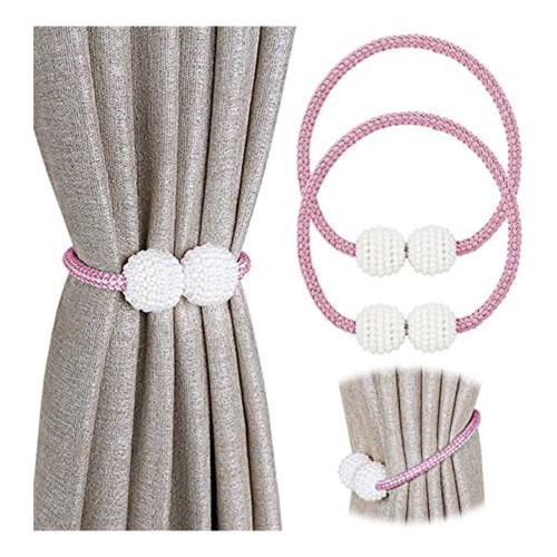 Magnetic Curtain Tieback