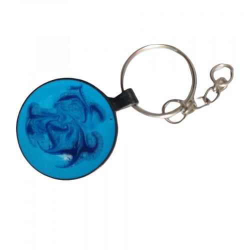 Resin Keychain