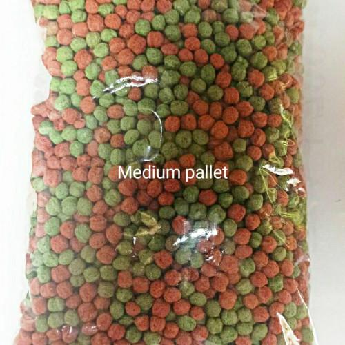 Fish food Medium pallet (floating)  1kg