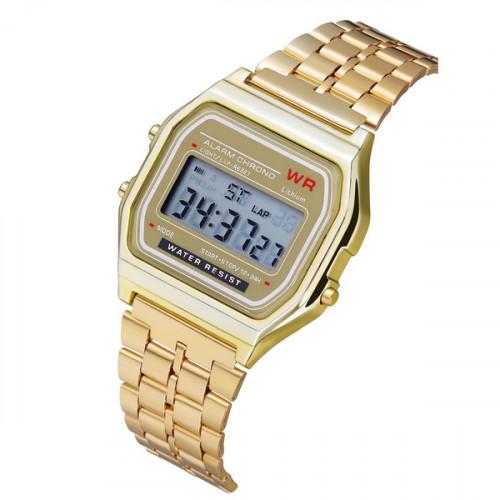 Fashion Vintage Luxury LED Digital Watch