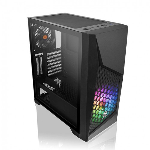 "GAMING CASING ""THERMALTAKE"" LCA-1P2-00M1WN-00 COMMANDER G32 TG ARGB PC"