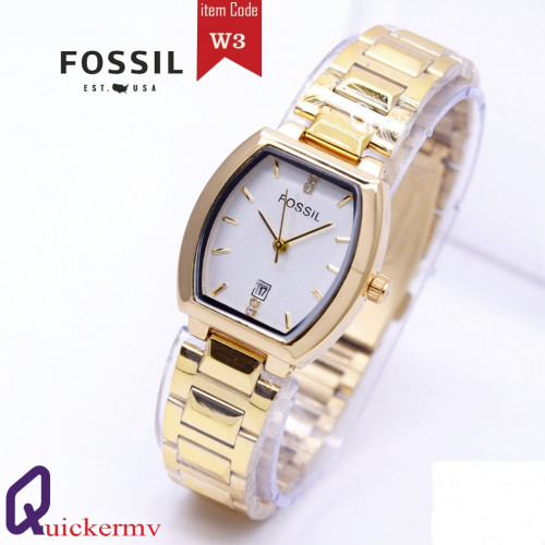 Fossil Women's Watches, l Fashion Oval Chain
