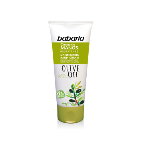 HAND CARE HAND CREAM  WITH OLIVE OIL