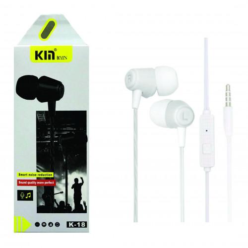 Kin K-18 Headphones With Mic
