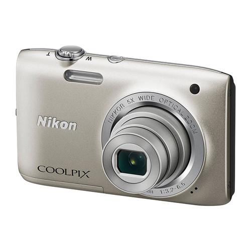 New Nikon Coolpix S2800 20.1 MP Digital Camera 5x Optical Zoom