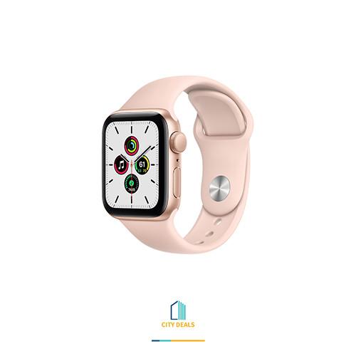 Apple Watch SE 2020 40mm Gold Sports Band