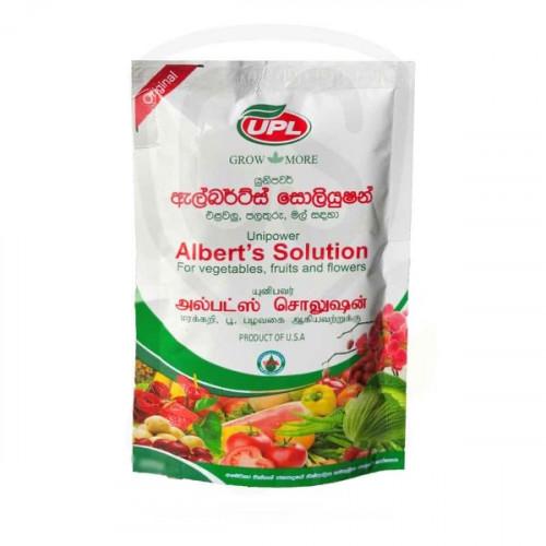 Albert's Solution