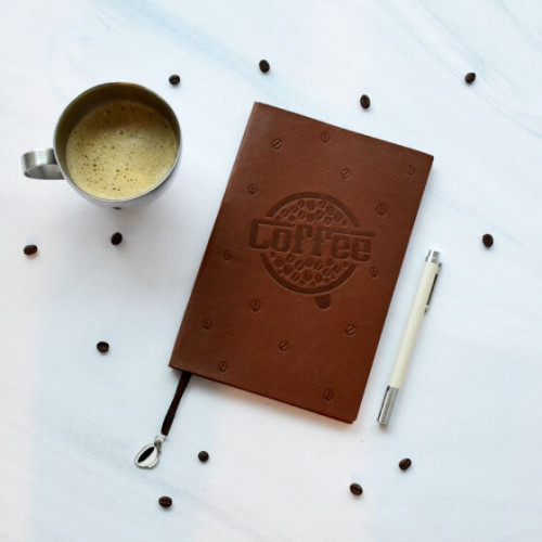 The Perfect Brew Notebook