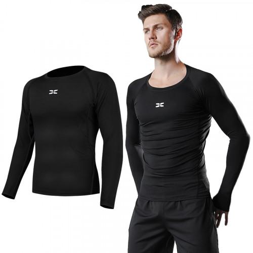 Men's Body Fit Fitness Long Sleeve T-Shirt
