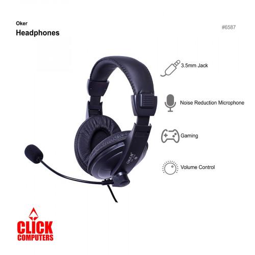 Oker Headphone OE756G