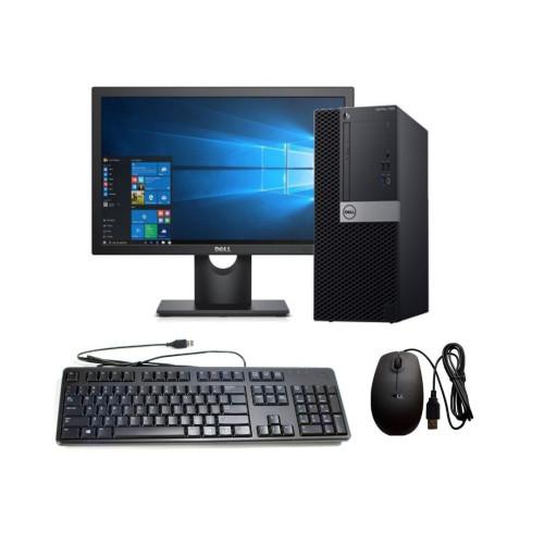 Dell Optiplex 3070MT i3-9100 Desktop Computer System