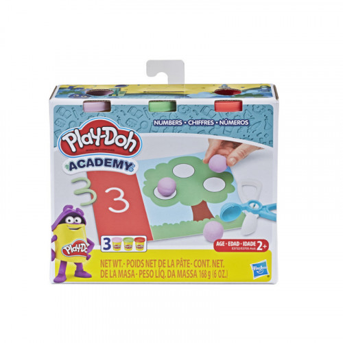 Play Doh Basic Tools Set – Numbers