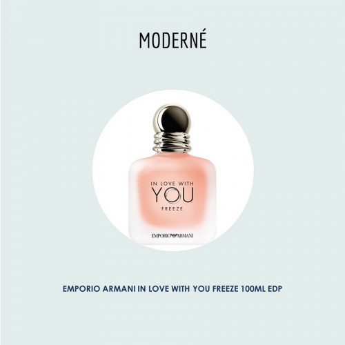 Emporio Armani In Love With You Freeze 100ml EDP