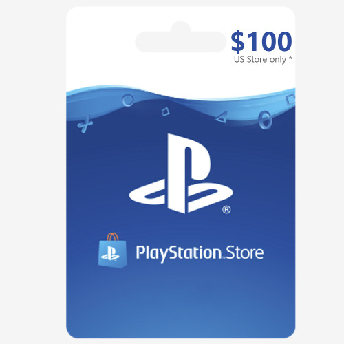 PSN CARD USD100 (US) - Email Delivery