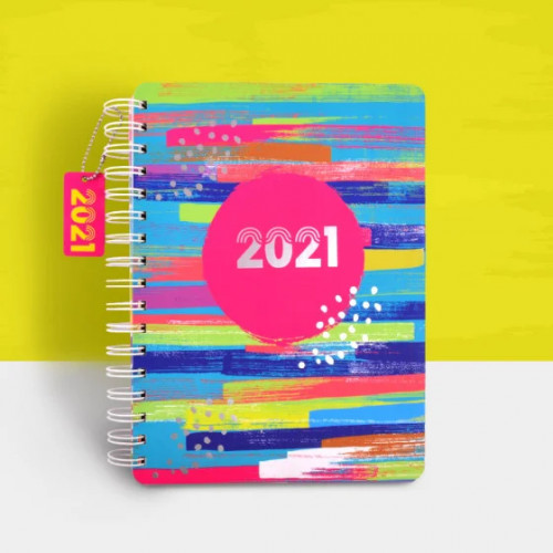 Doodle 2021 Happiness Activity Planner – 2021