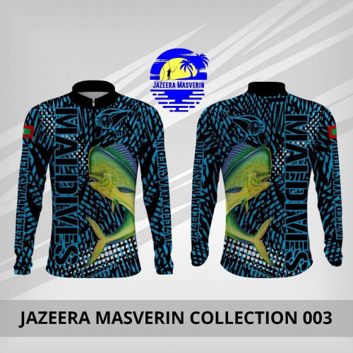 Performance Shirt Jazeera Masverin - 003
