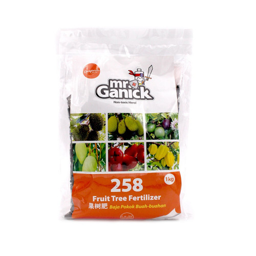Mr. Ganick 258 Fruit Tree Fertilizer