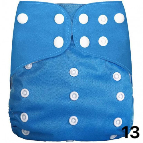 Simfamily brand Reusable, Adjustable & Washable Baby Diaper with 1 insert