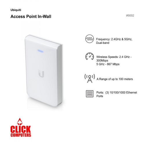 Ubiquiti Unify UAP -AC-IW Access Point