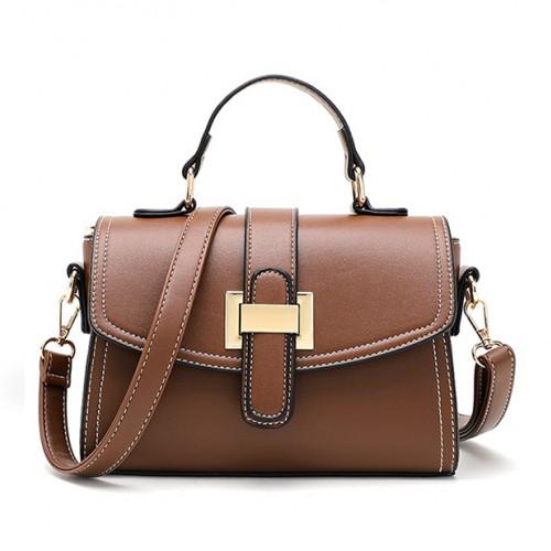 High quality shoulder PU leather Handbag