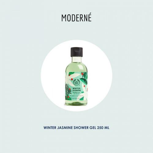 Special edition Winter Jasmine Shower Gel 200ml
