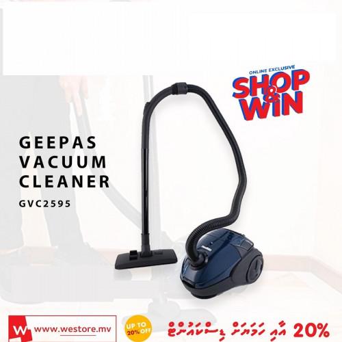 GEEPAS VACUUM CLEANER GVC2595