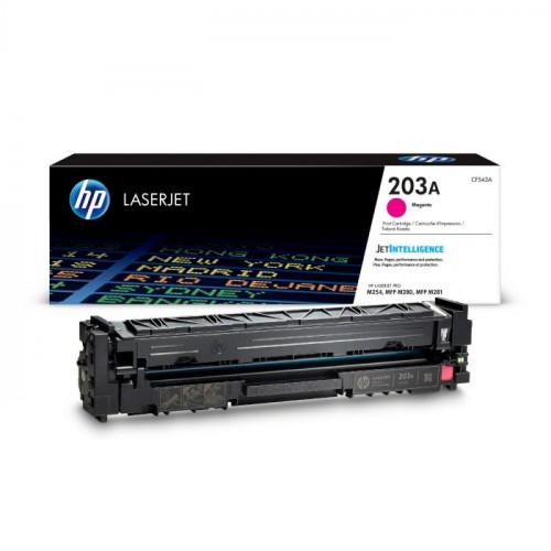 HP 203A CF543A MAGENTA ORIGINAL TONER