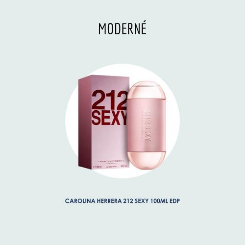 Carolina Herrera 212 SEXY 100ML EDP