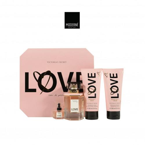 Victoria's Secrete Love gift set