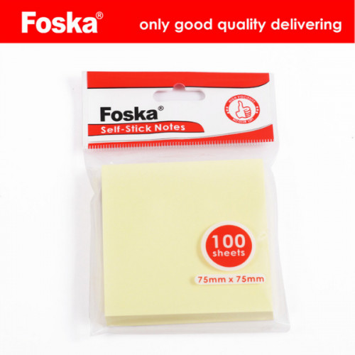 FOSKA Self-Stick Notes