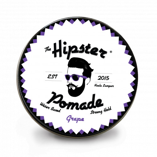 Hipster Pomade Grape
