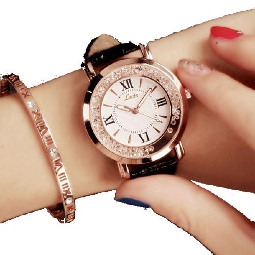 Women Fashion Luxury Quartz Watch