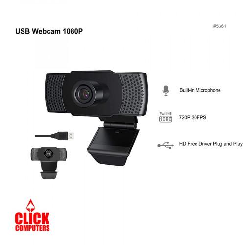 USB Webcam 1080P