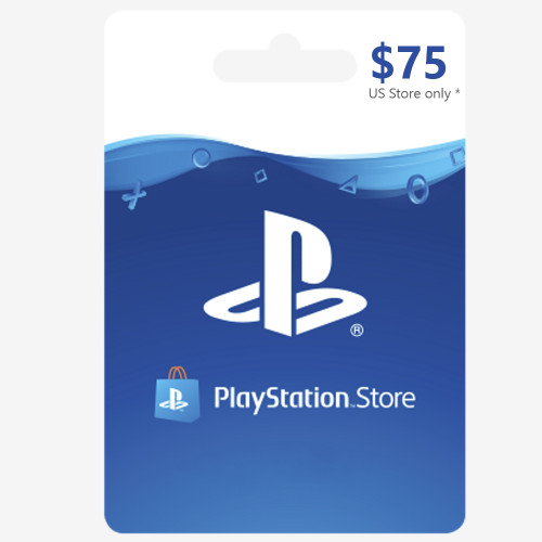 PSN CARD USD75 (US) - Email Delivery