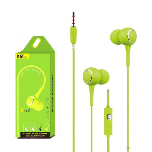 Kin K-28 Headphones with mic