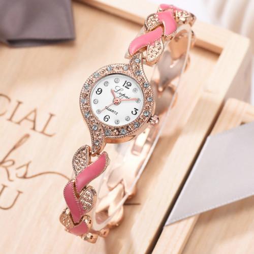 Lvpai Bracelet Women Luxury Crystal Watch