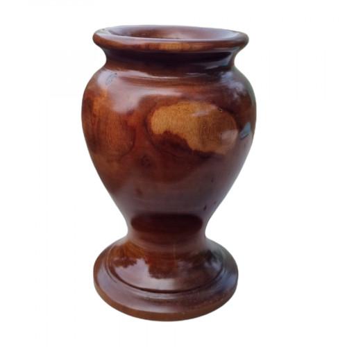 Vase- Brown