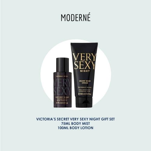Victoria's Secret Very Sexy Mist & Lotion Set
