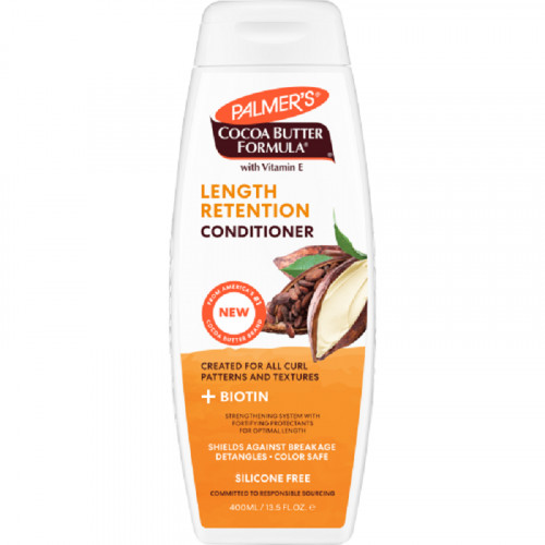 Palmers Cocoa Butter + Biotin Length Retention Conditioner 400ml