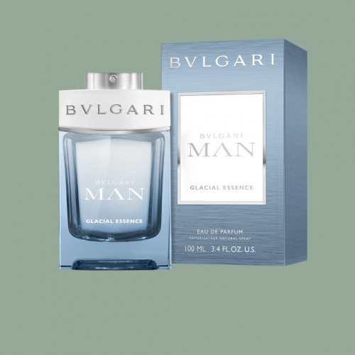 Bvlgari Man Glacial Essence Bvlgari for men EDP 100LM