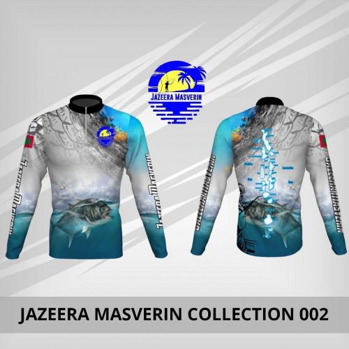 Performance Shirt Jazeera Masverin - 002