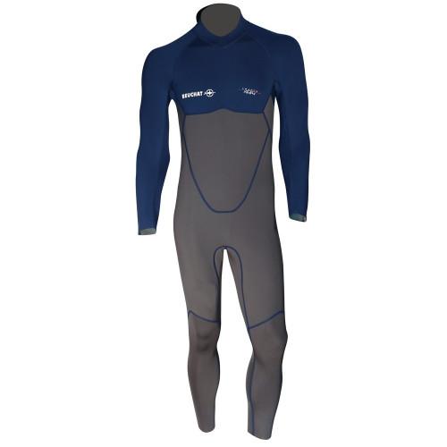 Wet Suit Atoll Mono 2MM - Long Sleeves Deep Blue - Men