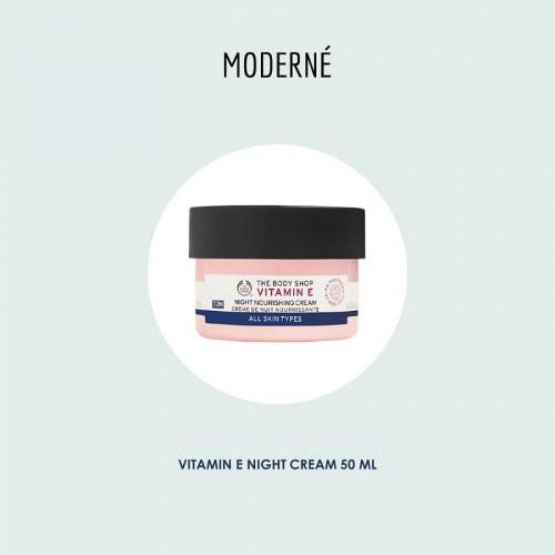 Vitamin E Nourishing Night Cream 50ml