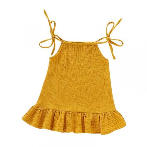 Baby Girl Halter Dress