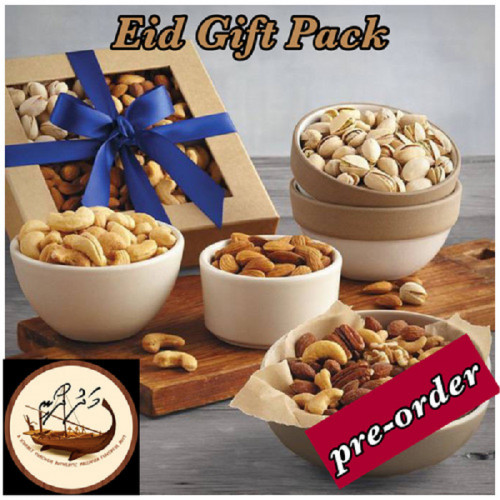Eid Gift Pack - Mixed Nuts (500g)